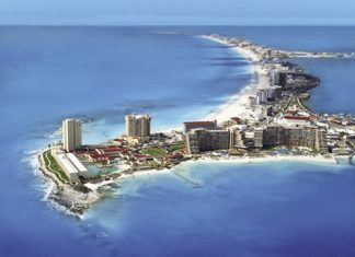 Cancun is Recommend's Best Selling Destination in Mexico