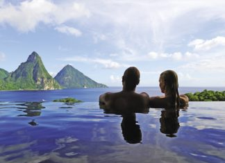 Saint Lucia is the Sexiest Romance/Honeymoon Destination in the Caribbean