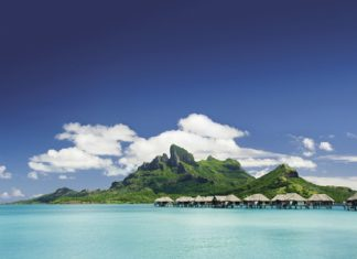 Tahiti is Recommend's Best Selling Destination in the South Pacific and the Sexiest Romance/Honeymoon Destination in the South Pacific
