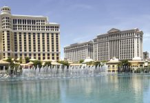 The Bellagio is one of Las Vegas' most icon resorts