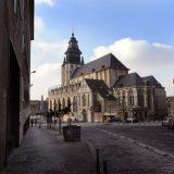 Eglise Notre Dame de St. Chappelle, Brussels.