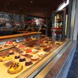 Chocolate and pastry shops are one of Brussels' best-known attributes.