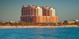 Enjoy romance packages at the Hyatt Regency Clearwater Resort and Spa.