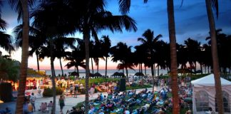 Naples Beach Hotel & Golf Club's SummerJazz on the Beach