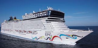 The Norwegian Epic now offers iConcierge service on guests' smart phones.