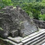 Caracol, in the Cayo District of Belize.