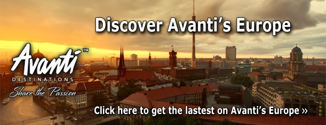 What's New in Avanti's Europe! - Recommend