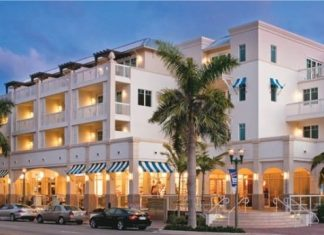 The Seagate Hotel & Spa in Delray Beach, FL.