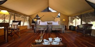 African Odyssey is partnering with Jongomero Camp in Tanzania, Africa.