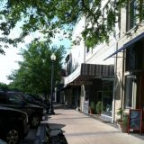 A quaint downtown awaits in Thomasville, GA, offering boutique shopping and family-owned businesses.