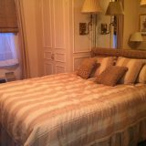 Guestroom at The Chesterfield--a true European experience.