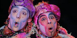 Cirque Dreams Jungle Fantasy at Palace Resorts.