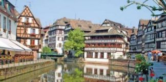 Your clients can enjoy this view in person when they cruise through Strasbourg, France.