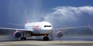 airberlin introduced new flight routes.