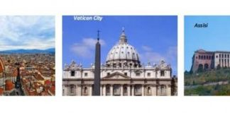 Regina Tours' Catholic Singles Tour of Rome, Assisi and Florence