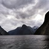 "Milford Sound is New Zealand's most visited tourist destination. Rudyard Kipling called it ""the eighth wonder of the world."" It stuns with its sheer, rugged beauty."