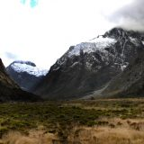 The Earl Mountains in New Zealand's South Island awe with their barren beauty.