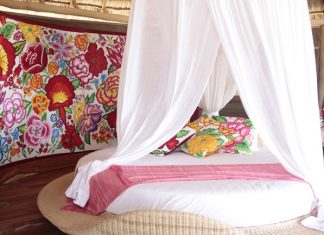 Accommodations at Hotelito Desconocido in Costalegre