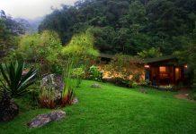 Monte Azul Boutique Hotel in the Talamanca Mountain Range in Costa Rica.