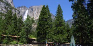 Yosemite Lodge Pool