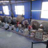 Fez-pottery artisans