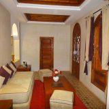 Privilege Room at Riad Slitine