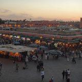 Marrakech-Jema El Fna Square
