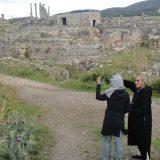 Volubilis, near Meknes, a UNESCO World Heritage Site