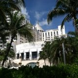 The Loews Miami Beach Hotel is an iconic South Beach landmark.