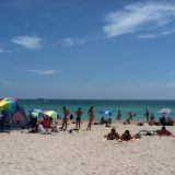 South Beach, home to the sugar-soft sand and crystal-clear waters of the Atlantic Ocean.