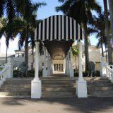 Oceanfront villa accommodations.