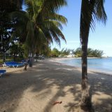 Plenty of beach space at Half Moon Resort means as much peace as your clients need.