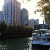 We highly recommend your clients take a riverboat architecture tour. The history your clients will learn about during the tour is second only to the view.