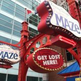We love to have fun! Navy Pier offers attractions, shopping, food and entertainment. Win, win, win, win!