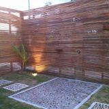 Every villa at El Secreto has a private outdoor shower.