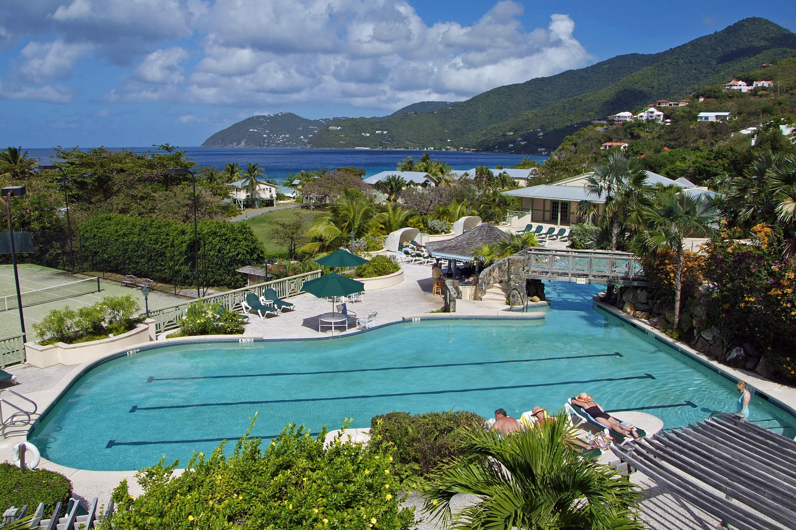 Hotel Long Bay Beach Club Tortola