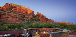 Canyon-embraced Enchantment Resort in Arizona