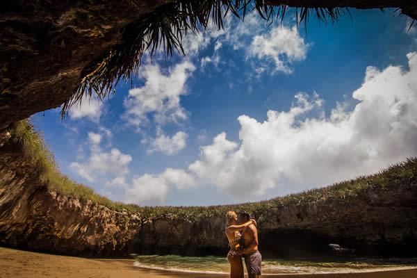 Isla Marieta at Punta de Mita in Riviera Nayarit.