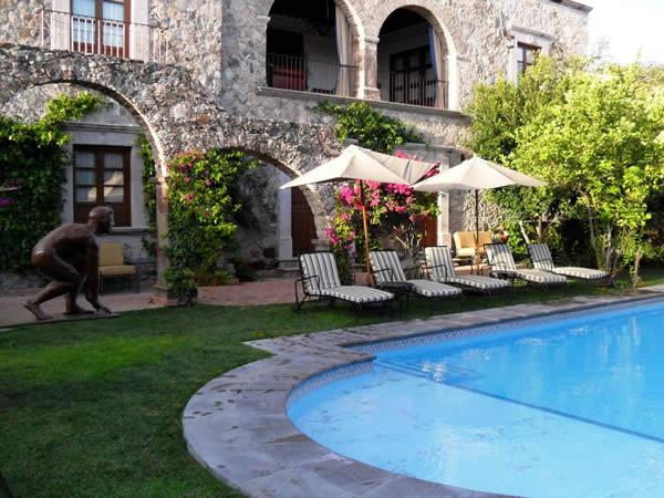 Casa de Sierra Nevada, an Orient-Express Hotel in San Miguel de Allende