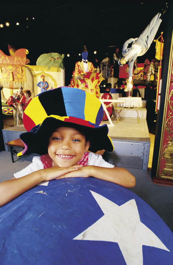 Circus Museums, courtesy of Visit Sarasota County