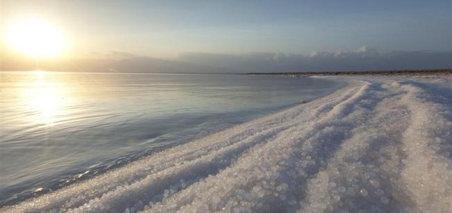 Dead Sea. (Photo courtesy of Itamar Grinberg/Israeli Ministry of Tourism; www.goisrael.com