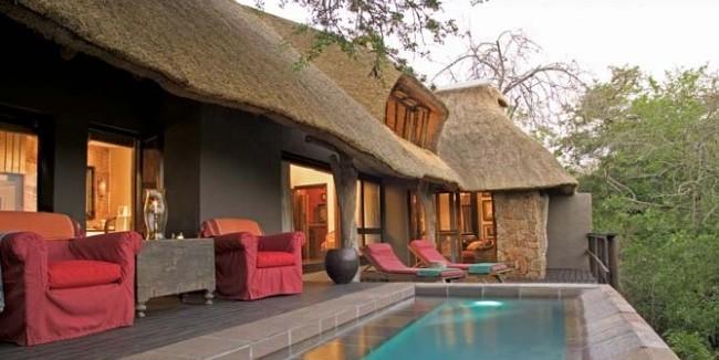 Singita Ebony Lodge. (Photo courtesy of Singita)