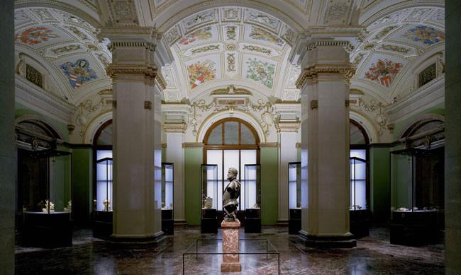 Kunsthistorisches Museum in Vienna. (Photo courtesy of Brigida Gonzáles)