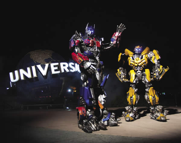 TRANSFORMERS: The Ride-3D Attraction at Universal Orlando