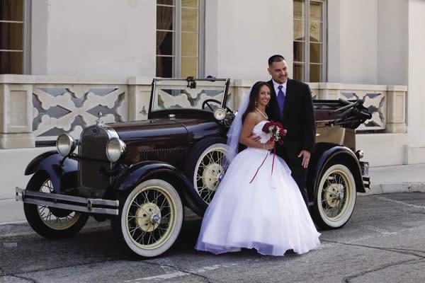 Vintage Wedding, courtesy of St. Augustine, Ponte Vedra & The Beaches VCB