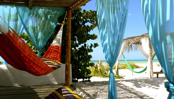 CasaSandra on Isla Holbox.