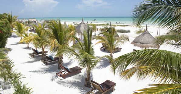 Isla Holbox (Photo courtesy of Cancun Convention & Visitors Bureau)