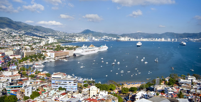 (Photo courtesy of the Acapulco Destination Marketing Office.)
