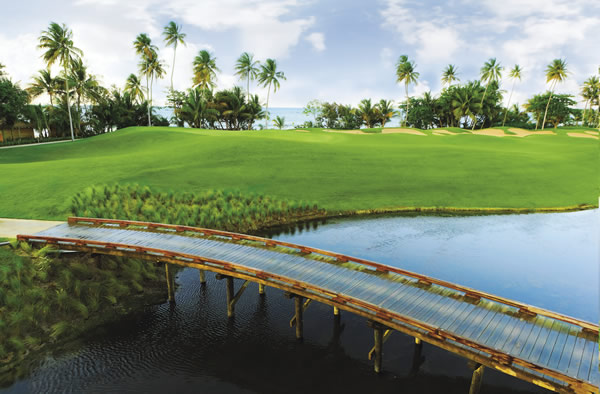Bahia Beach Course at St. Regis Bahia Beach Resort in Puerto Rico