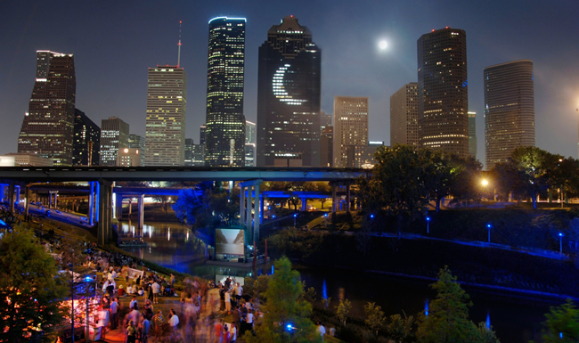 (Photo courtesy of Houston Greater Houston Convention and Visitors Bureau)
